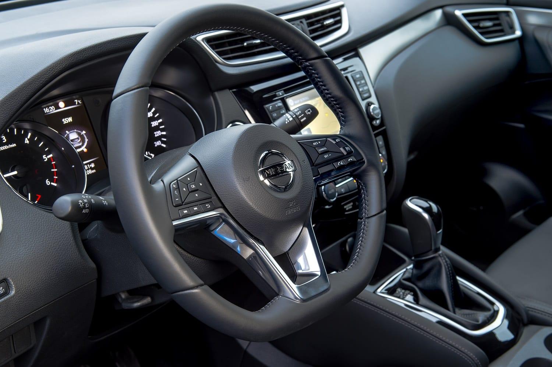 Nissan Qashqai N-Connecta + Design Pack