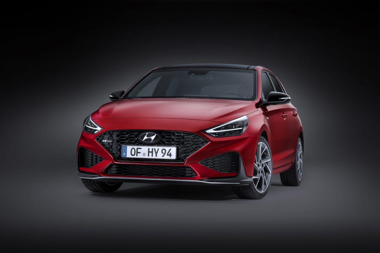 De nieuwe Hyundai i30