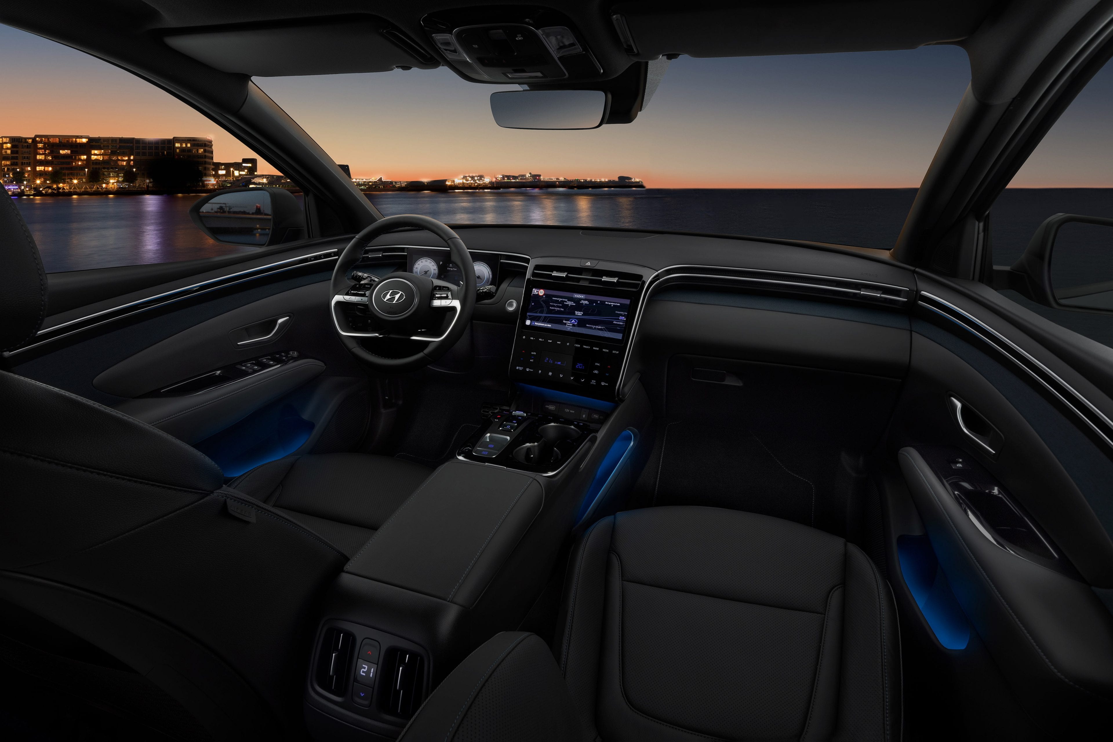 De nieuwe Hyundai Tucson