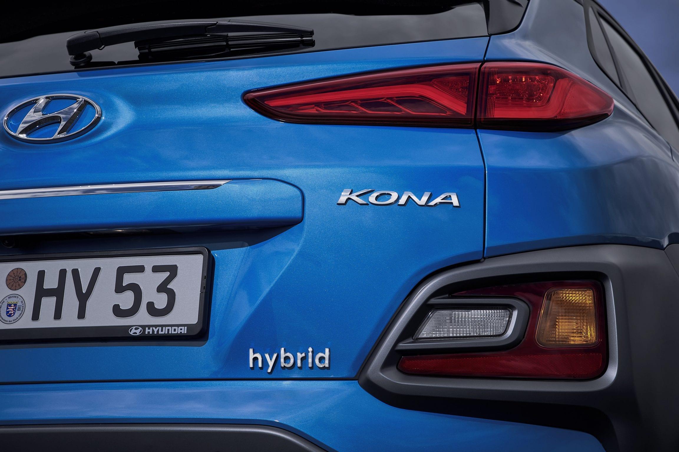 KONA Hybrid MY20 Premium