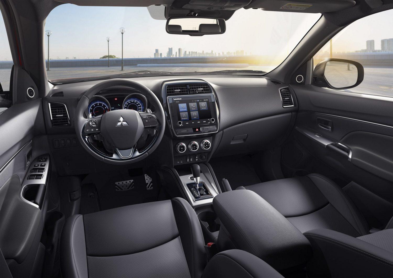Mitsubishi ASX Intense