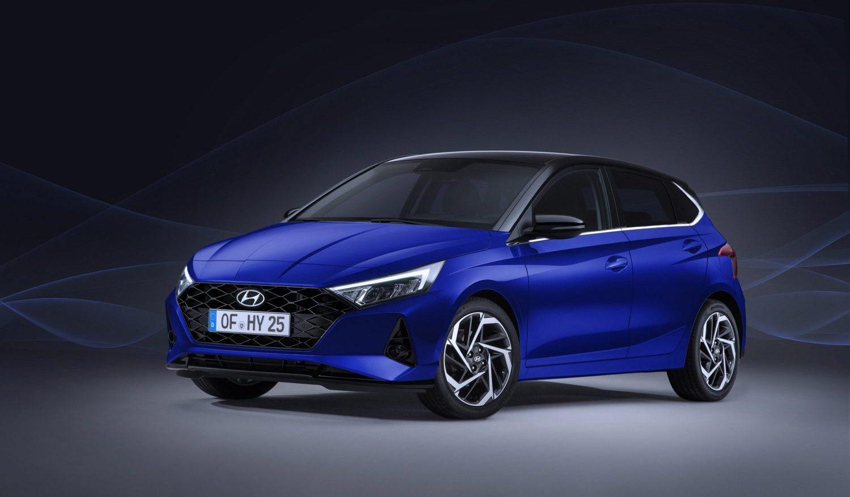 De nieuwe Hyundai i20