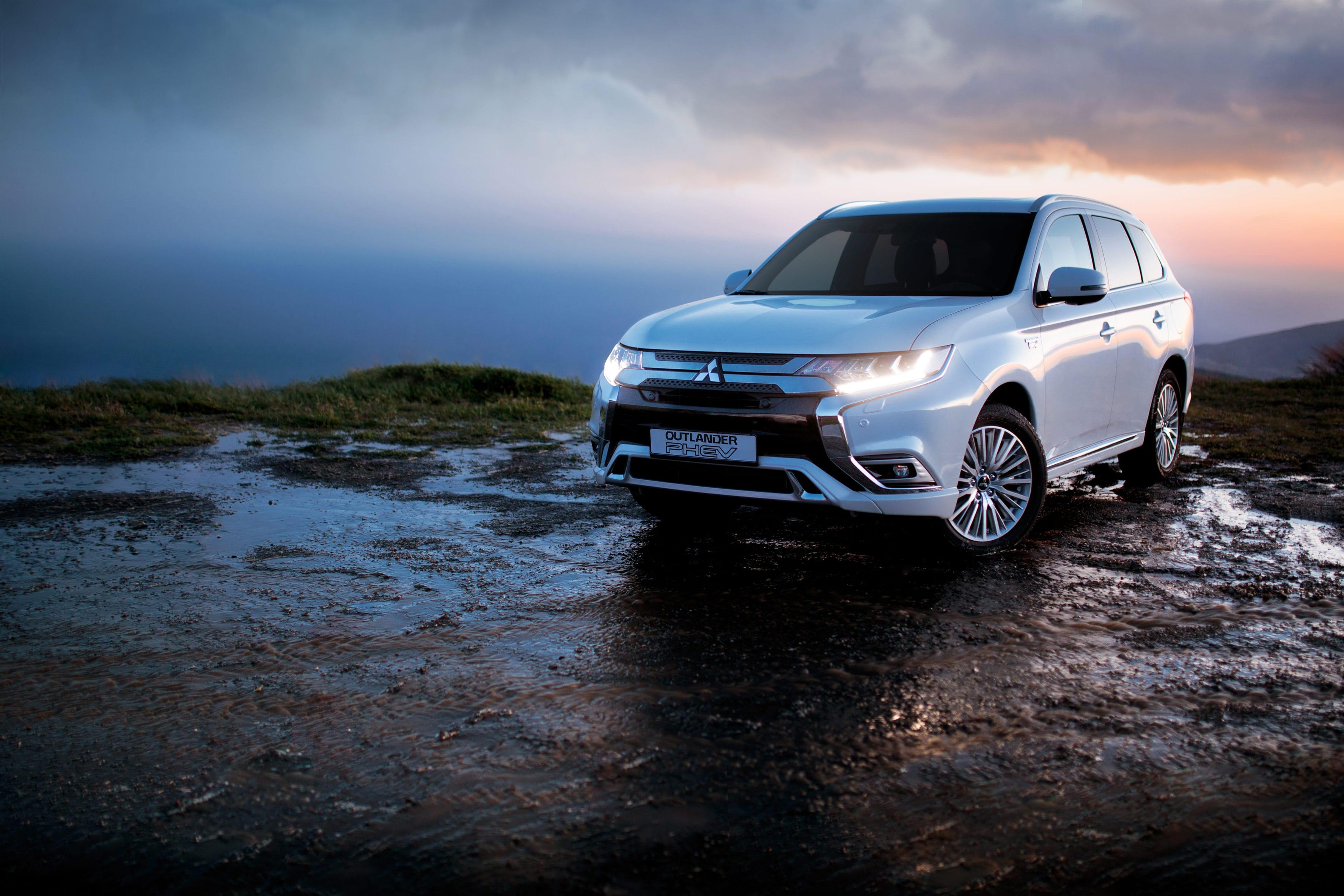 Mitsubishi Outlander PHEV Limited+